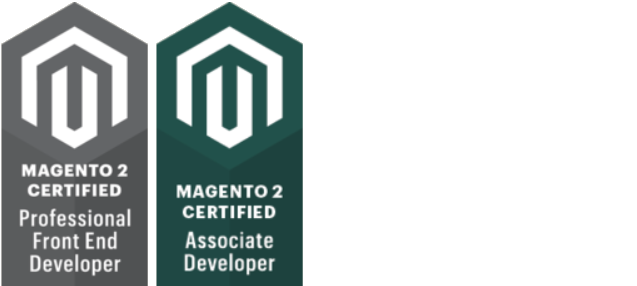 Magento Certification Badges